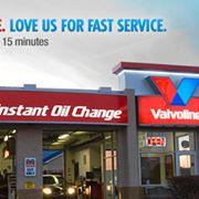 Look for the Valvoline Instant Oil Change sign in Elgin, South Elgin & Batavia