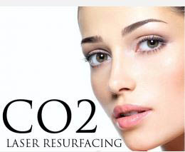 CO2 Laser Resurfacing procedures at The Vein Doctor Medical Group, Inc. - Sanford Greenberg, MD
