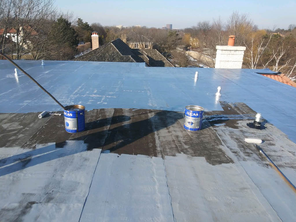 Velasco flat roof services