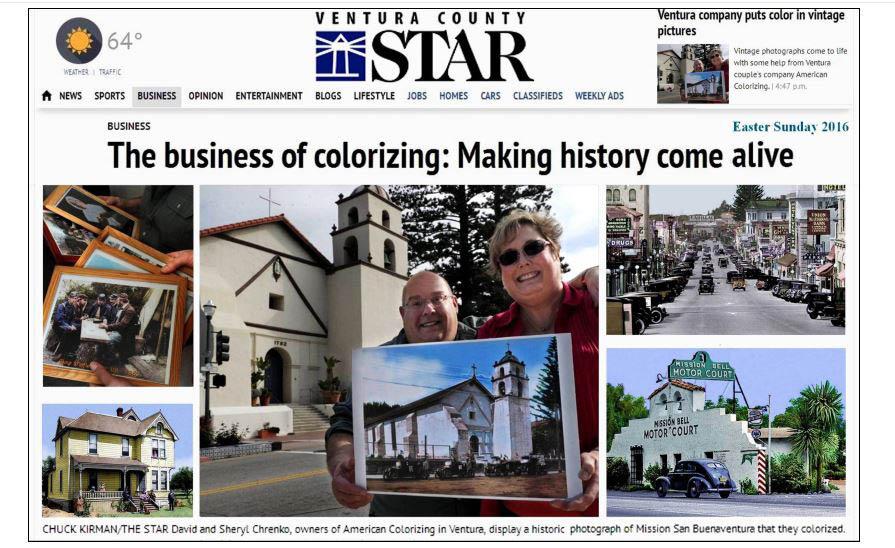 Daily news near Thousand Oaks, Ventura