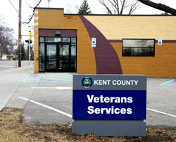 kent county veterans services office
