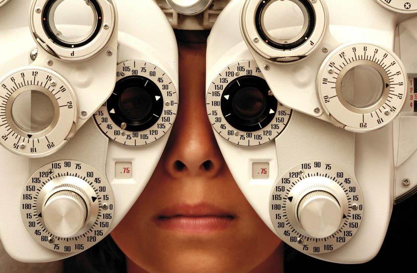 eye exam colorado springs