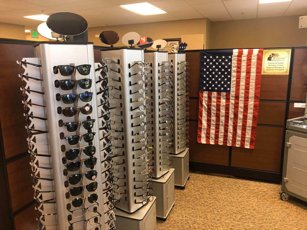 eyeglasses for veterans in colorado