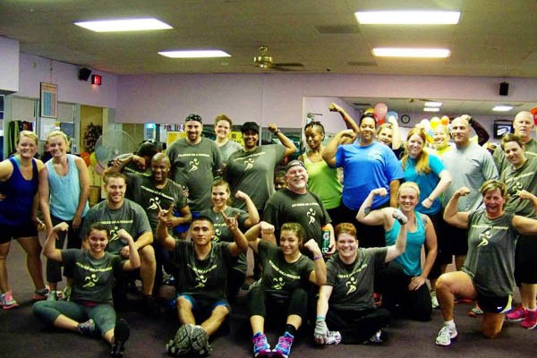 Victory Fitness exercise club