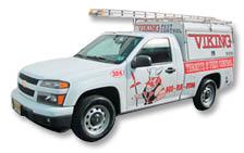 viking pest control truck