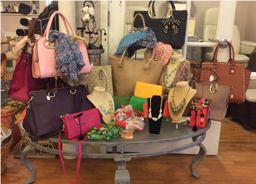 Accessory Items available at Village Salon & Boutique in Long Valley NJ