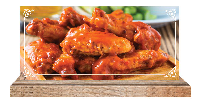 Get chicken wings near Paxtang, PA