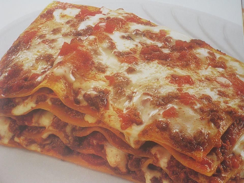 Lasagna, Ravioli, Spaghetti, Eggplant Parm, Chicken Alfredo & More!