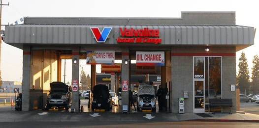 Valvoline oil change Oil change quick oil change