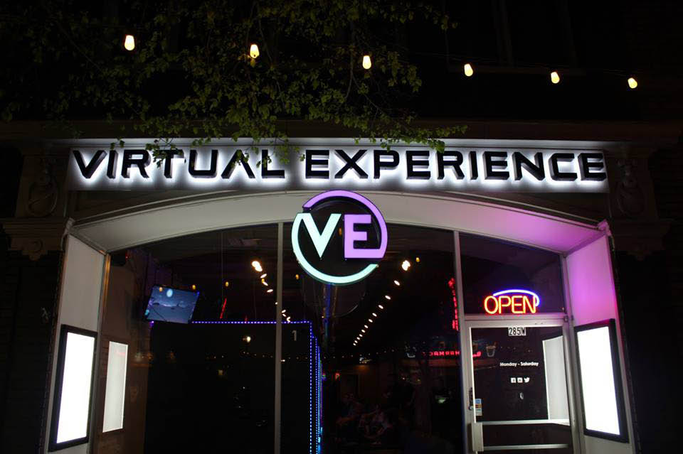 virtual experience coupons, video game coupons, virtual reality arcade coupons.