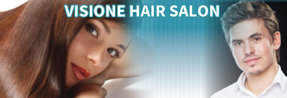 Visione Hair Salon Stamford CT banner image