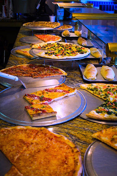 Fresh from the oven - the best pizzas near Mechanicsburg