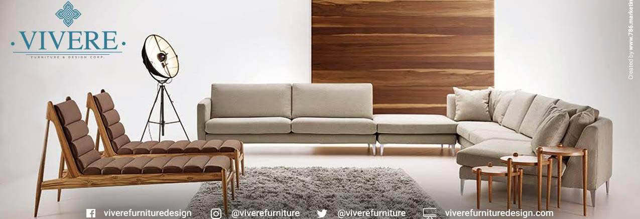 Functional, stylish furniture for the living room