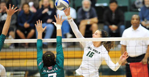Cal Poly Volleyball