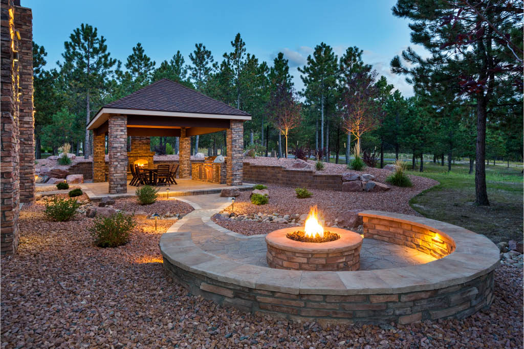 new fire pit fire pit supplies stone pavers increte concrete