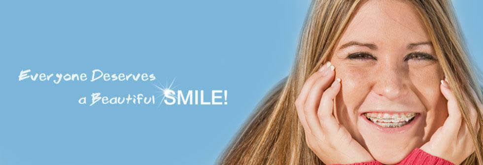 Walton Orthodontics in Suwanee, GA Banner ad