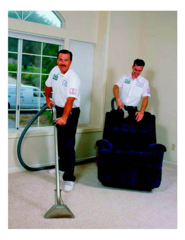 Upholstery Cleaning by Sierra Carpet Care