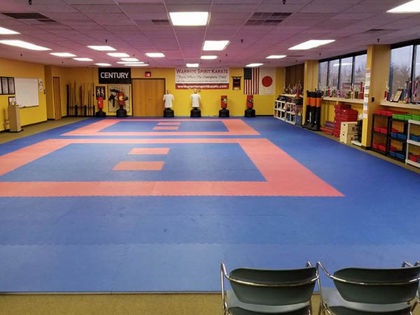 Warrior Spirit Karate gym