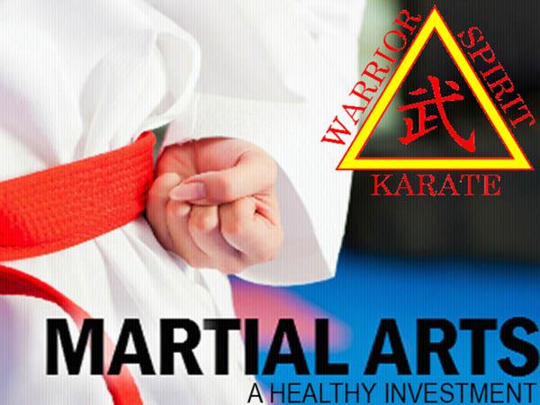 Warrior Spirit Karate for kids