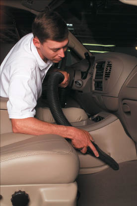 Have your interior look like new with their car detailing service.