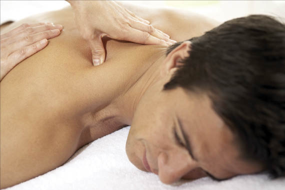 Massage therapy, back pain near Bremerton, WA