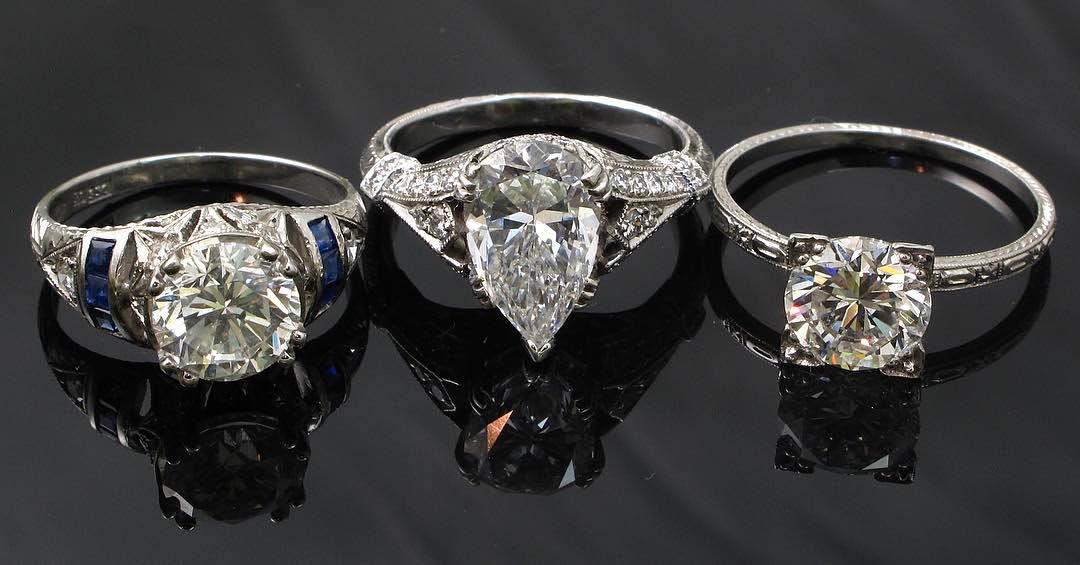 vintage rings near me antique rings near me custom rings near me