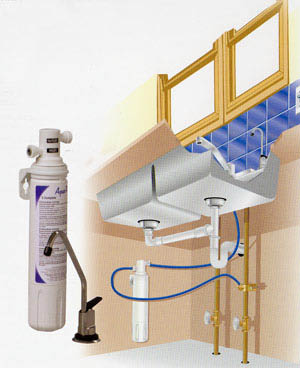 Water Filter Pride Plumbing contractor Rochester ny