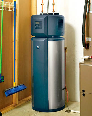 Traditional water heater replacement by Local Plumbing & Sewer