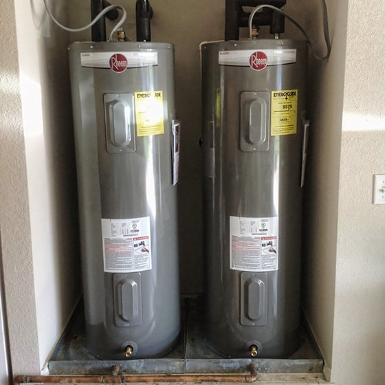 water heater repair replacement; benjamin franklin plumbing; arlington, texas