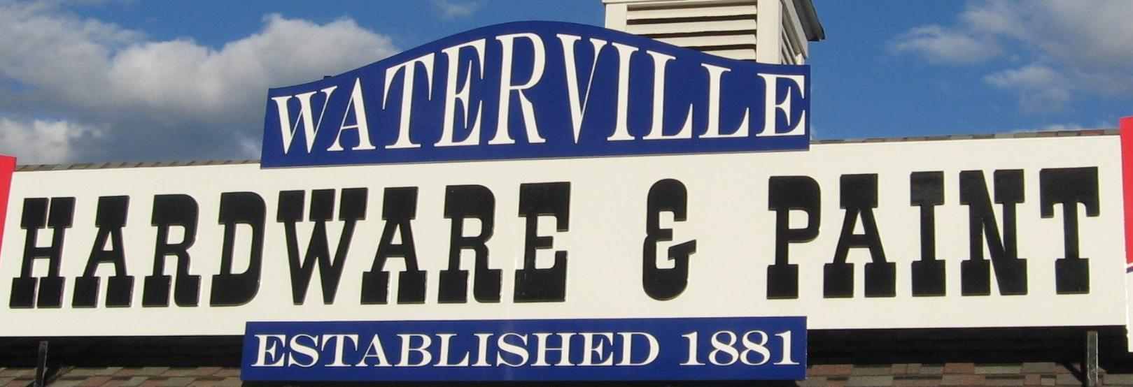 waterville hardware and paint