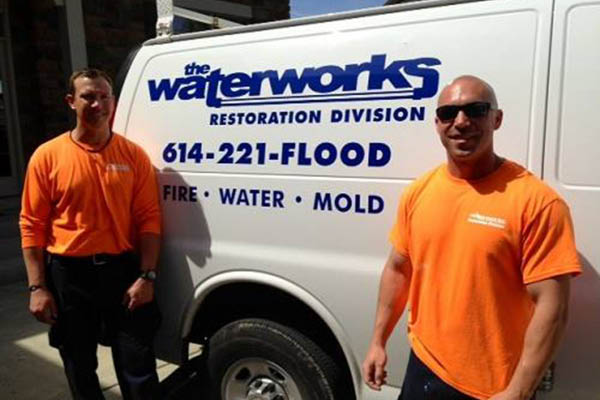 The Waterworks restoration services