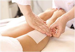 waxing services; soak nails and spa located in richland hills, texas