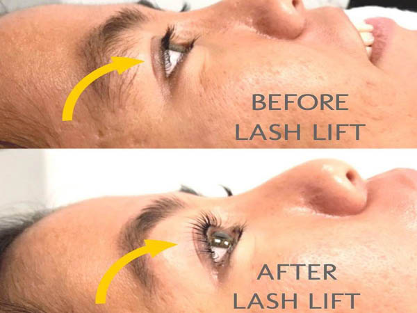 Waxxpot lash lift