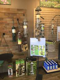 Unique birding products at Wild Birds Unlimited Vinings location