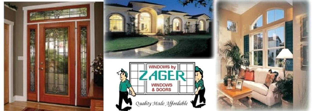 WINDOWS BY ZAGER BANNER ART