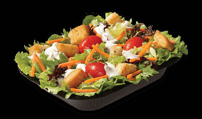 Try one of our Wendy's Garden Side Salads at our Long Beach location.