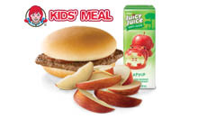 The perfect healthy, wholesome, Wendy's Kids' Meal Menu in Huntington Beach, CA.