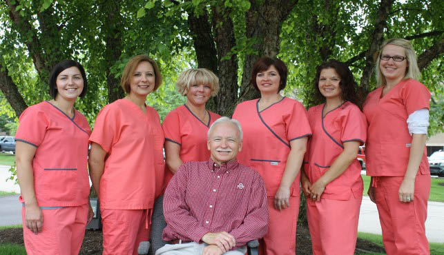 staff at dr wenzel's office