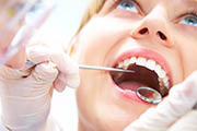 dental work on your mouth