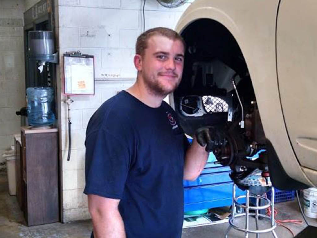 Westerville Automotive technicians