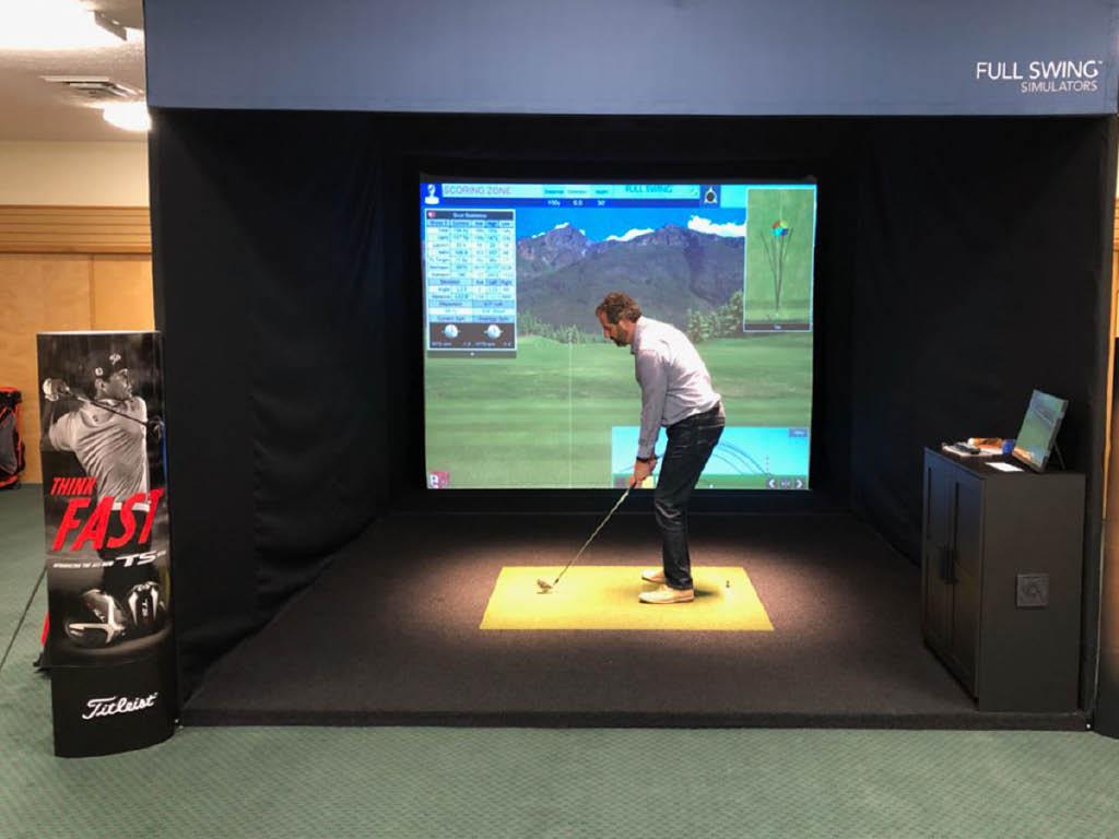 Westerville Golf Center pro shop