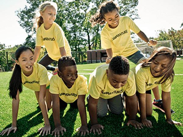 Westerville Kiddie Academy team work