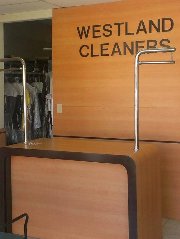Dry cleaning services near Culver City