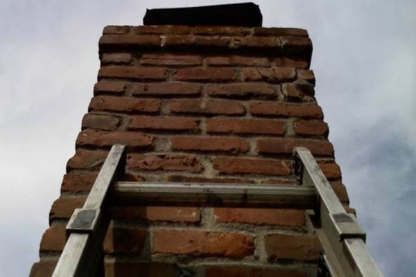 Whempy's chimney repair