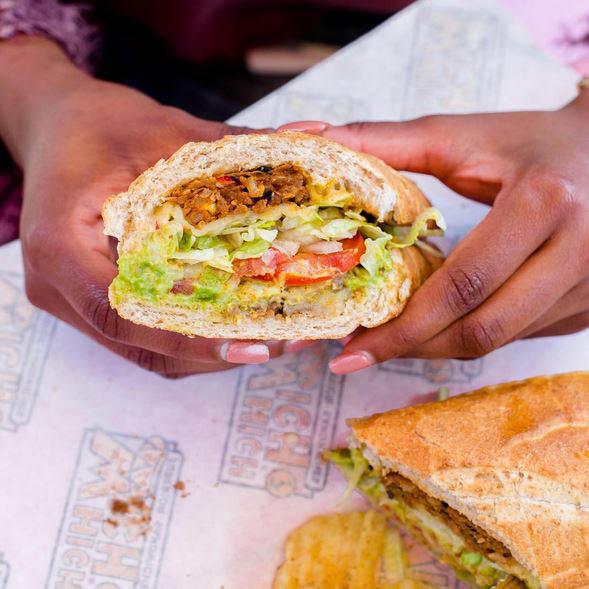 Chili sloppy joe sandwich near Harmaston, TX