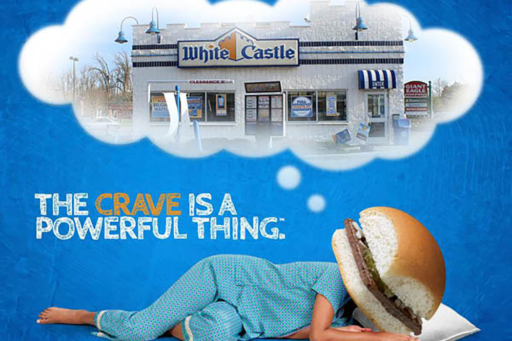 White Castle drive thru.