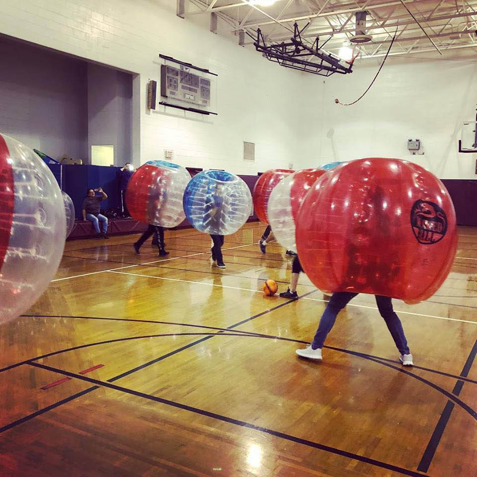 Need a new school fundraiser? Try Wicked Ball