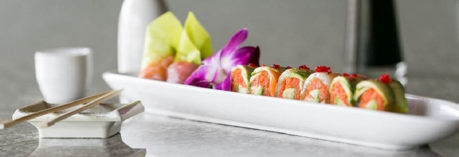 Wild Ginger Asian Bistro & Sushi Bar in Summerville, SC Banner ad