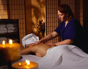 Try a relaxation massage From Wild About Styles to relieve stress