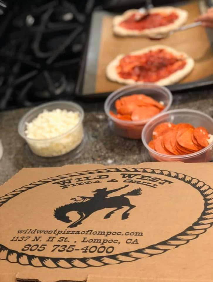 wild west pizza & grill delivery